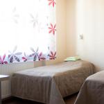 2. Academus Hostel Peretuba vaade 2