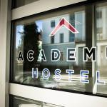 2. Academus Hostel vaade 2