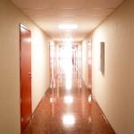 6. Academus Hostel koridor